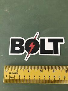 lightning bolt surf Decal