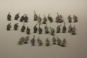 15mm Medieval Norman infantry Wargame Minifigs essex Tracking/Espedited Mail