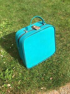 Vintage Overnight Vanity Case