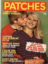 Patches Magazine 22 March 1980 No. 55     Rod Stewart