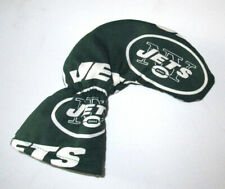 Ny Jets Golf Putter Head Cover / Putter Club Cover
