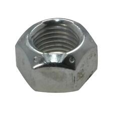 """Pack Size 10 Zinc Plated Conelock 1/2"""" UNF Imperial Fine Grade C Nut"""