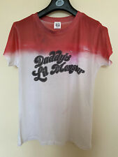 More details for dc comics suicide squad official daddy's lil monster tshirt. never worn. size 12