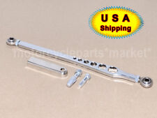Performance Machine PM Chrome Contrast Cut Shift Linkage Link Rod Harley 86-15