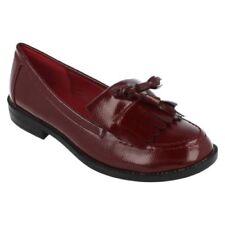 Zapatos planos de mujer Spot On de charol