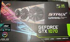 ASUS NVIDIA GeForce GTX ROG STRIX 1070 8GB   DISCOUNTED PRICE