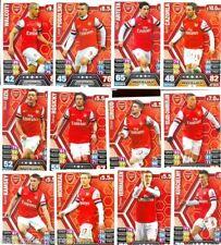 Topps Arsenal Soccer Trading Cards