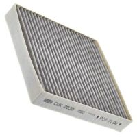Pollen Cabin Filter Activated Carbon Mann Fits Jaguar XF X250 XJ X351