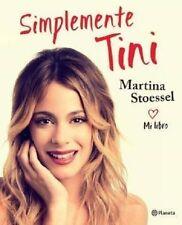VIOLETTA Simplemente Tini - Martina Stoessel BOOK !!