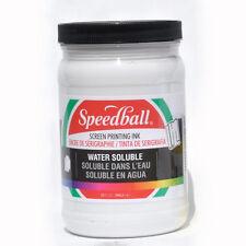 Speedball Screen Prtg Ink 32 Oz White