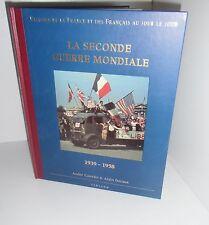 La seconde guerre mondiale. André CASTELOT /  Alain DECAUX.Liriade Z020