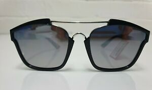 Mens Confuego Shadow Tortoise Sunglasses form DOT DASH Silver and Black NEW