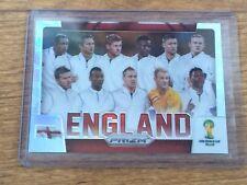ENGLAND 2014 PANINI FIFA WORLD CUP PRIZM SOCCER REFRACTOR PRIZM#13