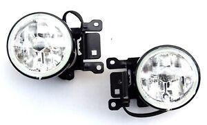 MITSUBISHI PAJERO SHOGUN SPORT 00-2008 Right Left foglights lamps lights 1 pair