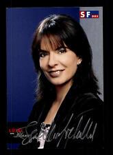Isabella von Siebenthal Foto Original Signiert ## BC 107901