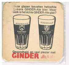 Oud viltje Br Ginder-Ale