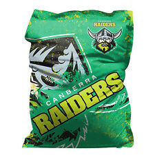Canberra Raiders Bean Bag GIANT BIG NRL Rugby League Christmas Gift SALE