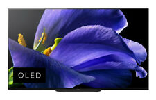 """Sony Bravia MASTER KD-77A9G 77"""" 4K OLED Android TV - Black"""