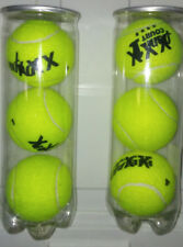 2 Cans sealed Marathon Atp Penn Pro Tour Practice Tennis Balls dog tennis balls