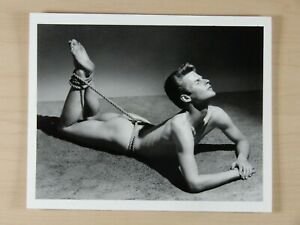 Western Photography Guild, New Set of Traditional Darkroom Prints, Male Nude 4x5