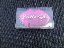 Kendall & Kylie Designer Metallic Pink  Lip Purse Xmas Gift NEW