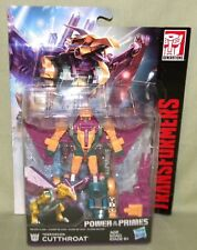 TERRORCON CUTTHROAT Transformers Generations Power of the Primes Deluxe 2018