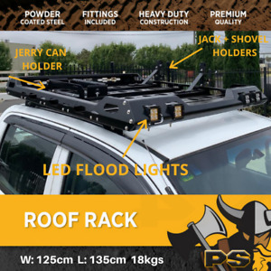 Roof Rack Roof suitable for Ute Dual Cab Ford Ranger 2012 - 2021