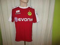 "Borussia Dortmund Original Kappa Ausweich Trikot 2009/10 ""EVONIK"" Gr.S- M TOP"