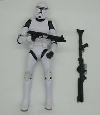 "Star Wars Black Series 6"" Action Figure new,but without box clone trooper A60K"
