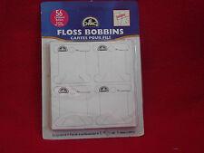 DMC 56 Cardboard Floss Bobbins