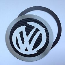 Magnetic Tax disc holder fits any volkswagen camper beetle polo golf up white nw