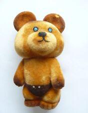XXII Moscow-1980 Olympics Games Small Mascot MISHA Polymer Souvenir