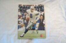 Dallas Cowboys vs. Minnesota Vikings October 21, 2007 Program Magazine