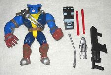 Marvel X-Men - Beast (Battle Brigade figure) - 100% complete (Toy Biz)