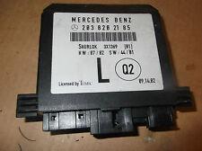 MERCEDES C classe W203 PORTA control module-Posteriore Sinistra / NSR lato-a2038202185
