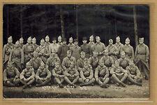Cpa Carte Photo 146e Régiment d'Infanterie de forteresse Faulquemont 1938 m0305