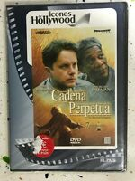 Catena Perpetua Tim Robbins Morgan Freeman DVD Nuovo Sigillato Slim