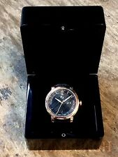 Genuine  Mercedes   Men's  Watch  Classic Mark II Rosé Gold  BNIB