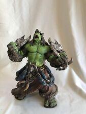 Dc Unlimited World of Warcraft Rehgar Earthfury Orc Shaman Action Figure
