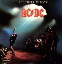 AC/DC Let There Be Rock 180gm Vinyl LP Remastered NEW & SEALED