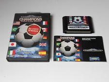 Champions World Class Soccer für Sega Mega Drive