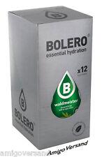 Bolero Drinks-Forest Master Drink 12 Sachets for 18-36 Litre
