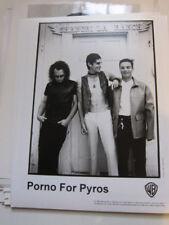 Porno For Pyros 8x10 photo A