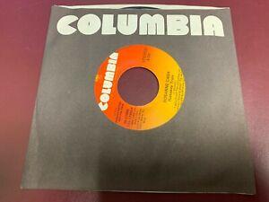 "Rosanne Cash  Runaway Train 7"" 45 1988 Columbia 38-07988 PROMO NEW"