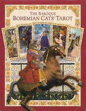 The Baroque Bohemian Cats' Tarot - 1st Edition Kit  [Rare & Collectables]