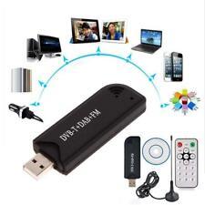 USB 2.0 Digital DVB-T2/T DVB-C FM+DAB+SDR Tuner Receiver Stick Dongle Useful WT