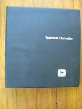 John Deere 1424 Mower Conditioner Technical Manual Original