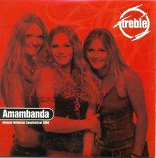 TREBLE - Amambanda 2TR CDS 2006 EUROVISION Holland entry