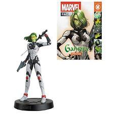 Eaglemoss * Gamora * #4 Marvel Fact Files Collector Magazine & Statue Figure