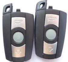2x Auto Schlüssel Gehäuse BMW 1er 3er 5er X3 X5 Z4 FERNBEDIENUNG SMARTKEY